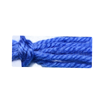 Soft Baby Yarns, with Cashmere, Acrylic Fibres and PAN Fiber, RoyalBlue, 2mm; about 50g/roll, 6rolls/box(YCOR-R020-18)