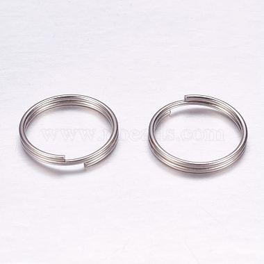 304 Stainless Steel Split Rings(X-STAS-F117-33P)-2