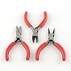 45# Carbon Steel Jewelry Tool Sets: Round Nose Plier(PT-R004-03)-2