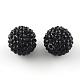 Resin Rhinestone Beads(RESI-S315-12x14-01)-1