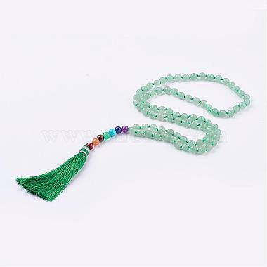 Green Green Aventurine Necklaces