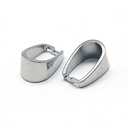 304 pression en acier inoxydable sur bails, 13x7 mm, pin: 1 mm(STAS-E012-3)