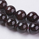 Gemstone Beads Strands(G-G099-8mm-36)-3
