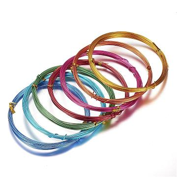 1mm Mixed Color Aluminum Wire