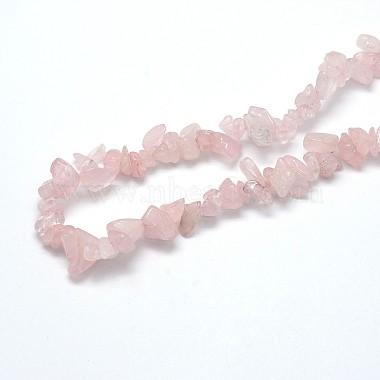Natural Rose Quartz Beads Strands(X-G-O049-B-36)-3