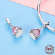 925 Sterling Silver European Dangle Beads(STER-FF0011-01)-2