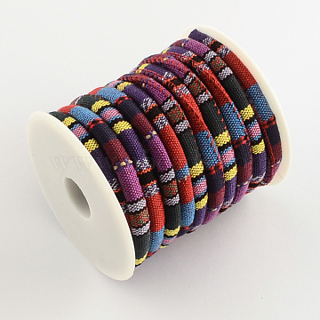6mm Colorful Cloth Thread & Cord