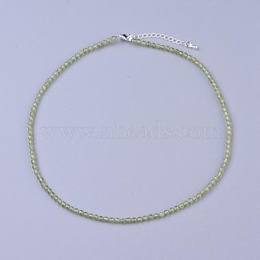 Peridot Necklaces