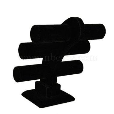 Стойка дисплея браслета t-bar баржа 3 яруса(BDIS-E005-1A)-2