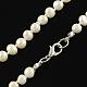 Elegant Pearl Beaded Necklaces(NJEW-Q282-04)-3