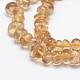Natural Citrine Beads Strands(G-P406-44)-3