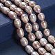 Natural Cultured Freshwater Pearl Beads Strands(PEAR-R064-16)-4