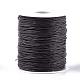 Waxed Cotton Thread Cords(YC-R003-1.0mm-304)-1
