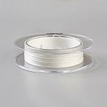 0.1mm White Nylon Thread & Cord(NWIR-WH0003-01A)