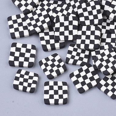 Handmade Polymer Clay Cabochons(X-CLAY-R087-02)-1