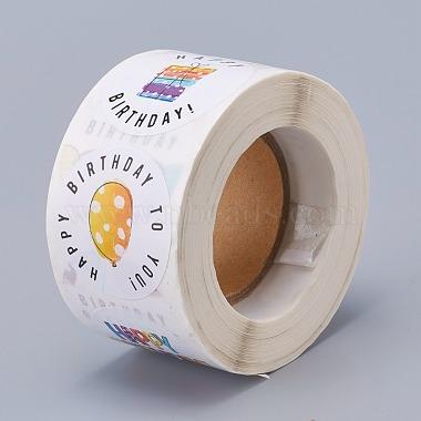 Self-Adhesive Paper Stickers(DIY-A006-C01)-2