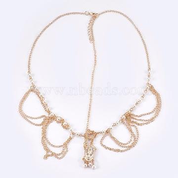 Golden Iron Headband