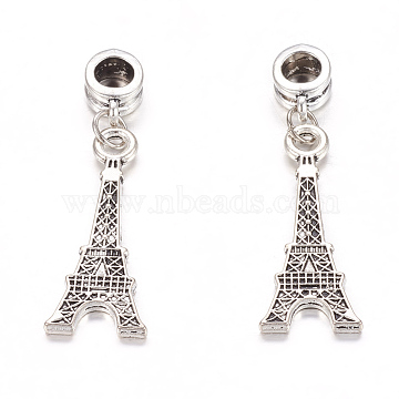 42mm Others Alloy Dangle Beads