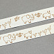 Animals Printed Cotton Ribbon(OCOR-S026-10)-1