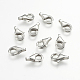 925 Sterling Silver Lobster Claw Clasps(X-STER-K037-023D)-1