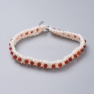 Carnelian Necklaces