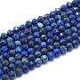 Round Lapis Lazuli Beads(G-L552E-03B)