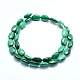 Natural Malachite Beads Strands(G-D0011-11C)-2