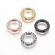304 Stainless Steel Spring Gate Rings(STAS-P217-13-03)-1