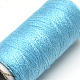 402 Polyester Sewing Thread Cords for Cloth or DIY Craft(OCOR-R027-05)-2