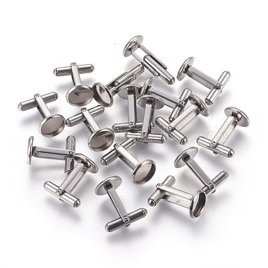 304 Stainless Steel Cuff Settings(X-STAS-P227-28P)-2