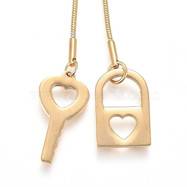 304 Stainless Steel Necklaces