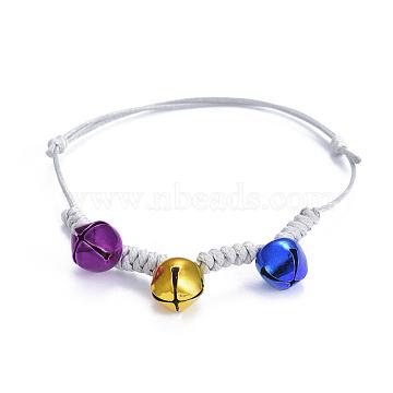 LightGrey Waxed Cord Bracelets