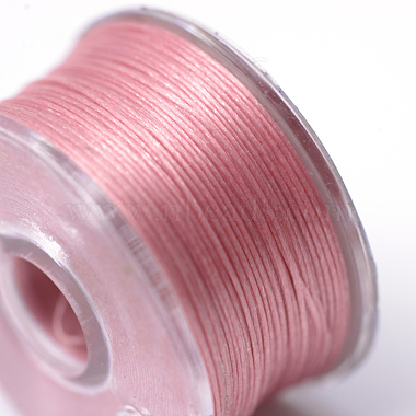 Special Coated Polyester Beading Threads for Seed Beads(OCOR-R038-07)-2