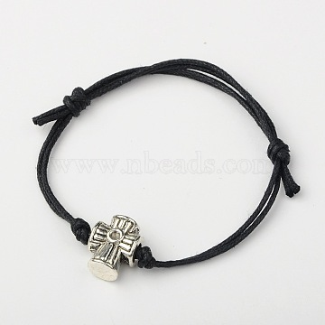 Black Alloy Bracelets