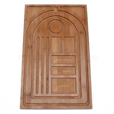 Wooden Bead Design Boards(ODIS-H020-03)-1