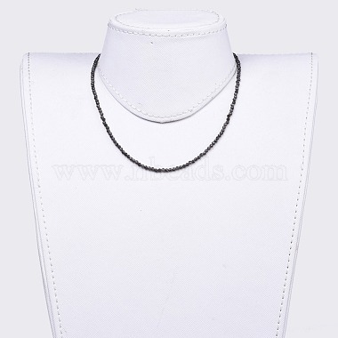 Natural Obsidian Beaded Necklaces(NJEW-JN02492-09)-4