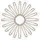 Iron Brooch Findings(IFIN-BC0001-01AB)-1