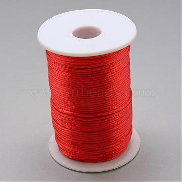 1.5mm Red Polyacrylonitrile Fiber Thread & Cord