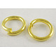 Iron Jump Rings(X-JRG10mm)-1