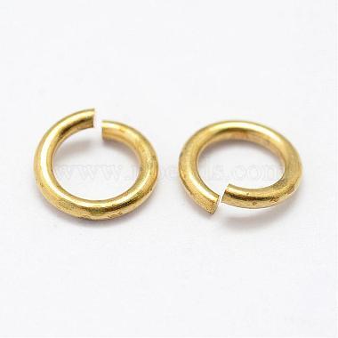 Brass Open Jump Rings(KK-P096-08-A)-2
