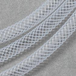 Filet en plastique, blanc, 10mm, 30 mètres(PNT-Q003-10mm-01)