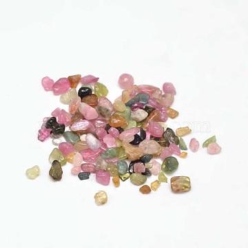 3mm Chip Tourmaline Beads