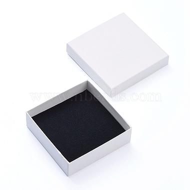 Cardboard Gift Box Jewelry Set Boxes(X-CBOX-F004-01B)-2
