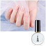 10ml Eco-Friendly Nail Polish, Soak Off Nail Polish, Nail Art Accessories, Clear, 3.7x6.8cm