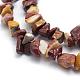 Chapelets de perles en mookaite naturelles(G-P406-29)-2