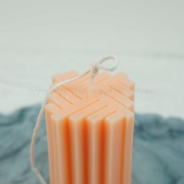Plastic Candle Molds(DIY-I035-05)-4