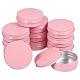 60ml Round Aluminium Tin Cans(CON-WH0027-01)-1