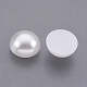 ABS Plastic Imitation Pearl Cabochons(SACR-S738-10mm-Z9)-2