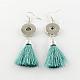 Tassel Snap Earring Makings(EJEW-R139-M)-3