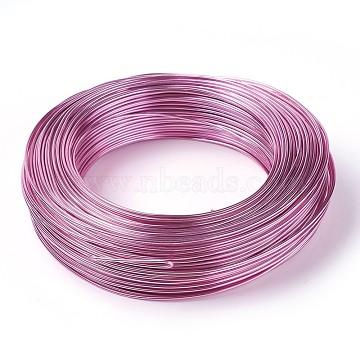 1mm HotPink Aluminum Wire
